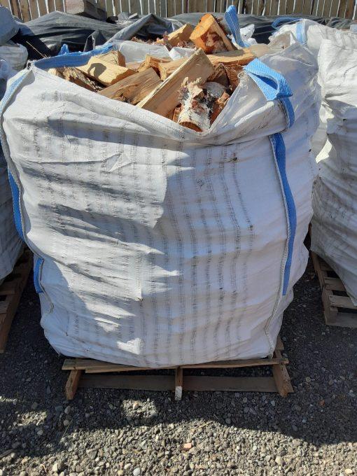 Birch Firewood Bag