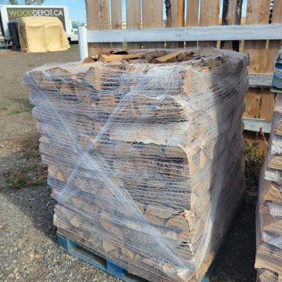 Split Stack Birch