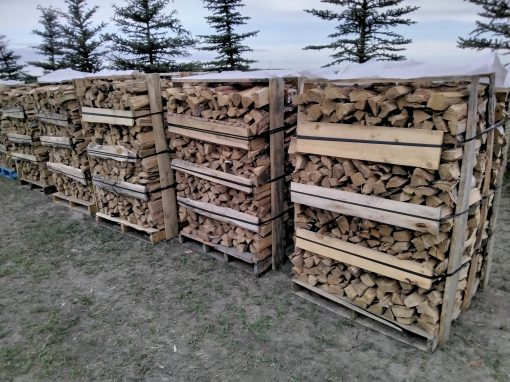 1/2 cord birch firewood